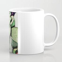 Hulk Abstract Coffee Mug