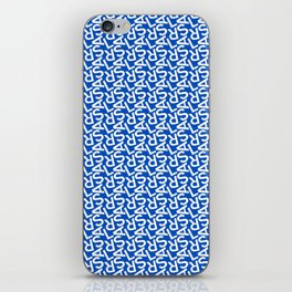 Typography Pattern / Lars iPhone Skin