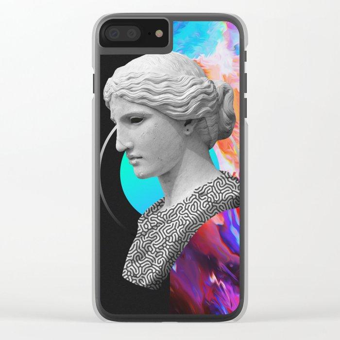 Cerg Clear iPhone Case