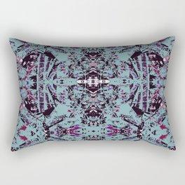 Fragments// Rectangular Pillow