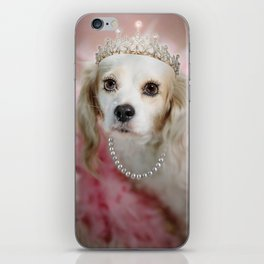 Lady Beatrice iPhone Skin