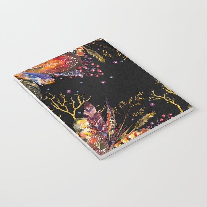 ACOMAF - Don't Let The Hard Days Win Notebook