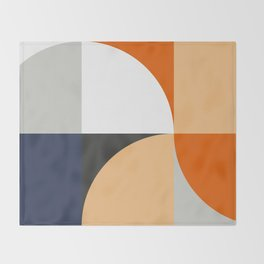 Contemporary 61 Throw Blanket
