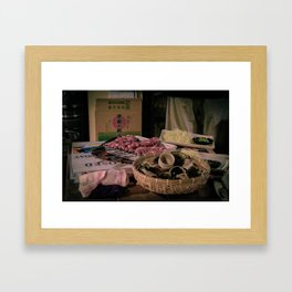 Izakaya Framed Art Print