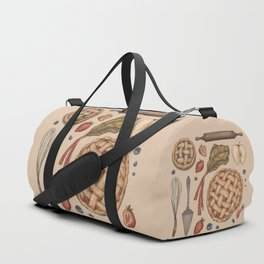 Pie Baking Collection Duffle Bag