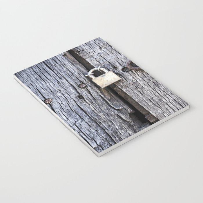 Hidden Door Notebook