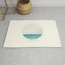 Salt Water Cure Rug