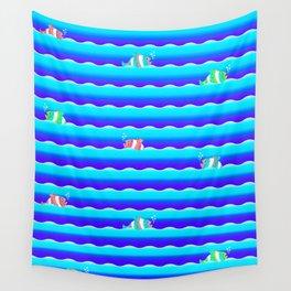 SEAWAY Wall Tapestry