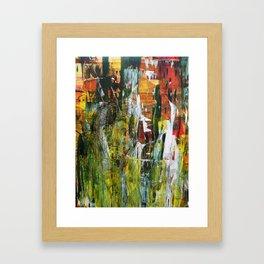 Souled Forest Framed Art Print