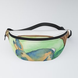 Running Hare Fanny Pack