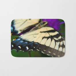 Butterfly Wings Animal / Wildlife Photograph Bath Mat