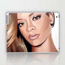 rihanna Laptop & iPad Skin
