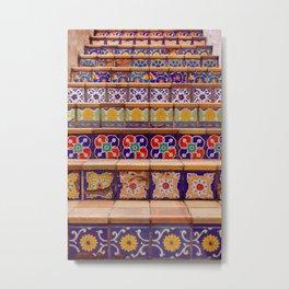 Colors of San Antonio Metal Print