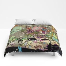 Warpath Comforters
