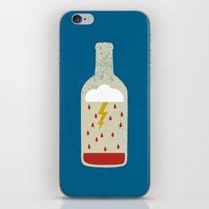 wine bottle iPhone & iPod Skin