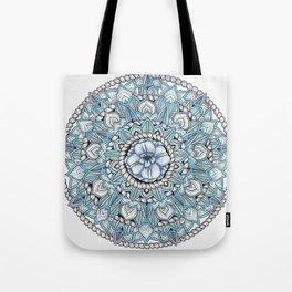 Mandala: Tropics Intertwined Tote Bag