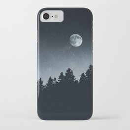Under Moonlight iPhone Case