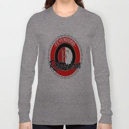Feyenoord chain Rotterdam crest Long Sleeve T-shirt