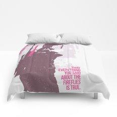 Swear to me... Comforters