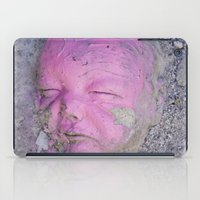 no face iPad Cases featuring Face by Victoria Herrera