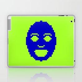 Pixel Face Laptop & iPad Skin