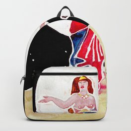 Goddess Circe & Her Beast Backpack