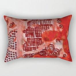 Money Riches Rectangular Pillow