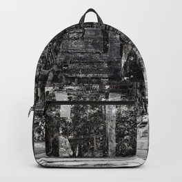 used up as often as upheavals can undergo repeated Backpack