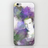 stiles iPhone & iPod Skins featuring Stiles by NKlein Design