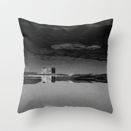 They Are Coming Throw Pillow