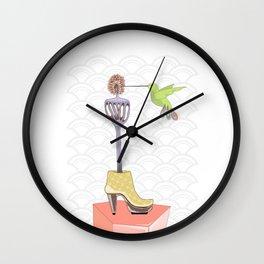Líquidflor Wall Clock