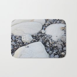 Beach Stone Bath Mat