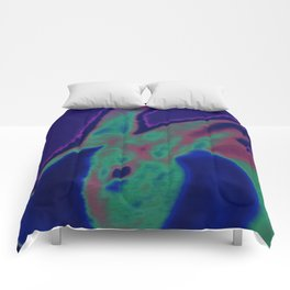 Solar Bunny Comforters