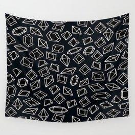 -diamond- Wall Tapestry