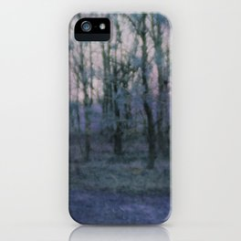 Unknown Land iPhone Case