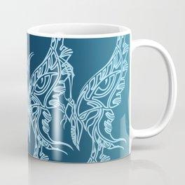 Indian Butterfly Enblem Coffee Mug