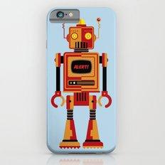 Danger! Alert! Risky! iPhone 6s Slim Case
