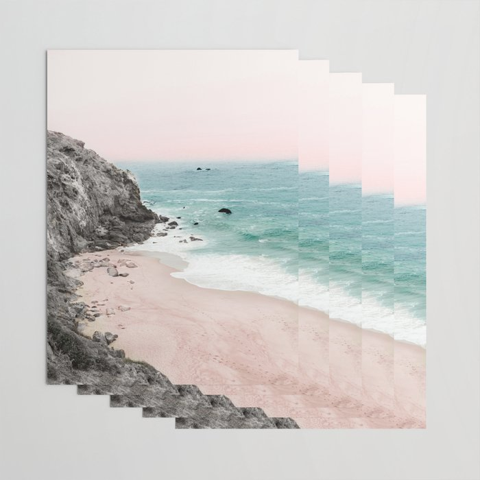 Coast 5 Wrapping Paper