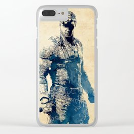 Sam Fisher - Splinter Cell Clear iPhone Case
