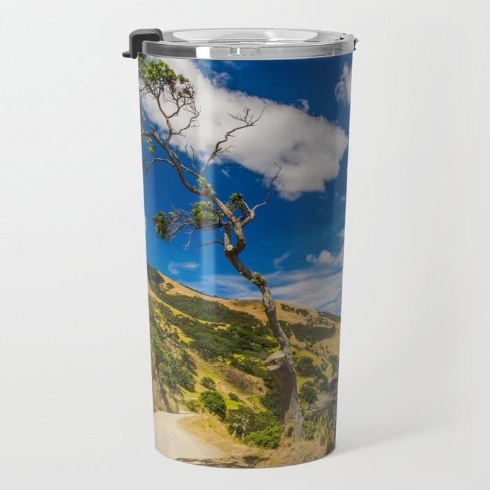 Coromandel Coast Travel Mug