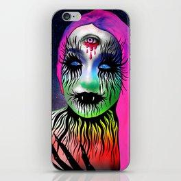 Rainbow Vampire iPhone Skin