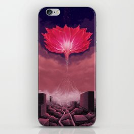 Flower of Singularity iPhone Skin