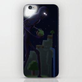 Worst Nightmare iPhone Skin