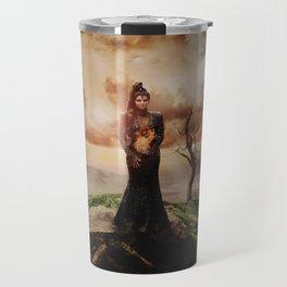 Fiery Queen Travel Mug