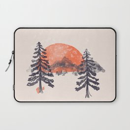 First Snow... Laptop Sleeve