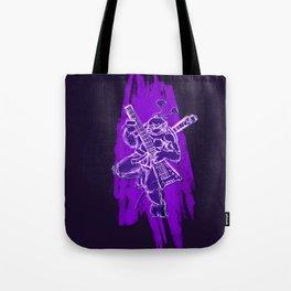 TMNT Rock: Don Tote Bag