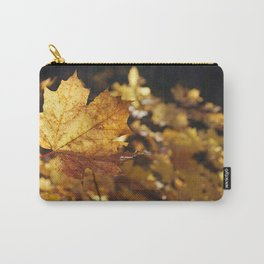 Leaf in autunm Carry-All Pouch