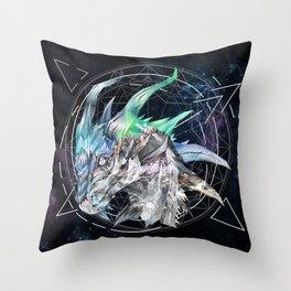 Spirit of Myth Throw Pillow