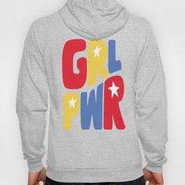 GRL PWR Star Hoody