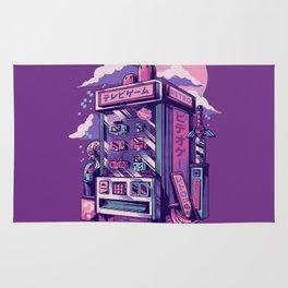 Retro gaming machine Rug